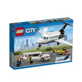 Lego City Airport Vip Servisi 60102
