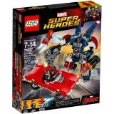 Lego Marvel Super Hereos Ironman Detroit Steel Strikes 76077