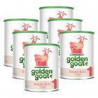 Golden Goat 1 Keçi Bebek Sütü 400 gr x 6 Adet