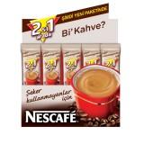 Nescafe 2 si 1 Arada 11 Gr  x 48 Adet