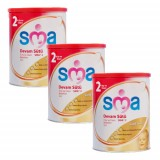 Sma 2 Gold Devam Sütü 400 gr x 3 Adet