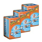 Huggies Mayo Bebek Bezi Little Swimmers Büyük 11 li x 3 Adet