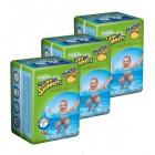 Huggies Mayo Bebek Bezi Little Swimmers Küçük 12 li x 3 Adet