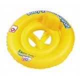 Bestway Baby Float Oturaklı Simit Sarı 32027