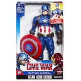 Captain Amerika Elektronik Figür 6176B