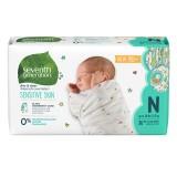 Seventh Generation Bebek Bezi Yeni Doğan 36 Adet
