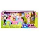 Barbie Video Oyunu Kahramanı Araba Oyun Seti DTW18
