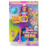 Barbie Video Oyunu Kahramanı Hafıza Oyunu Bebek Bella DTW00