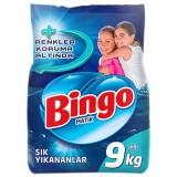 Bingo Matik Sık Yıkanan Çamaşırlara Özel 9 Kg