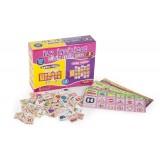 Diy-Toy Yayınları İlk İngilizce Loto Eğitim Seti 1154