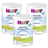Hipp 2 Combiotic Devam Sütü 350 gr x 3 Adet