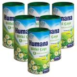 Humana Karışık Bitki Çayı 200 gr x 6 Adet
