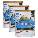 Similac 1 Bebek Sütü 850 gr x 3 Adet