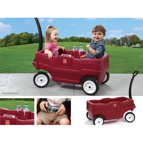 Step2 Neighborhood Wagon - İkili Vagon Arabam 890900