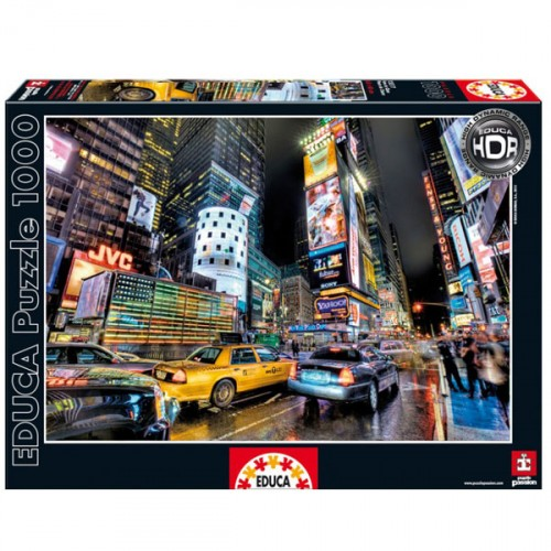 Educa 1000 Puzzle Times Square New York 15525