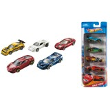 Hot Wheels 5 li Araba Seti 1806