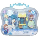 Disney Frozen Little Kingdom Film Sahneleri 5191
