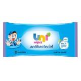 Uni Wipes Antibakteriyel Islak Cep Mendili 3 Al 2 Öde