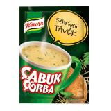 Knorr Çabuk Çorba Şehrıyeli Tavuk 17 gr