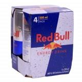 Red Bull Enerji İçeceği 250 ml (4 lü Paket)