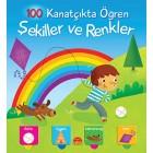 100 Kanatçıkta Öğren Serisi - Şekiller ve Renkler