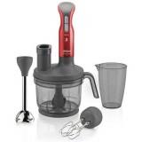 Arzum AR1062 Mixtech Kırmızı Blender Seti