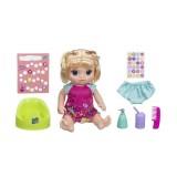 Baby Alive Eğlenceli Bebeğim Tuvalet Eğitiminde E0609