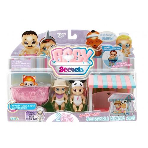 Baby Secrets Sürpriz Figür ve Oyun Seti 2.Seri
