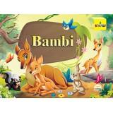 Bambi (3 Boyutlu Kitap) - Gamze Tuncel Demir