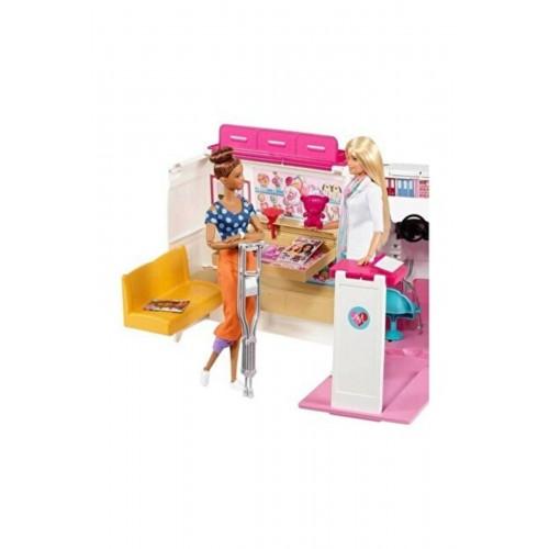 Barbienin Ambulansı FRM19