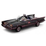 Batman 1966 Batmobile - Batman & Robin Figürlü