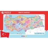 Blue Focus Yayınları Türkiye Haritası - Her İl Ayrı Parça