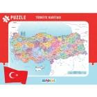 Blue Focus Yayınları Türkiye Haritası- 72 Parça