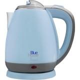 BlueHouse BH228MK 1500 W 1.5 lt Çelik Kettle (Mavi)