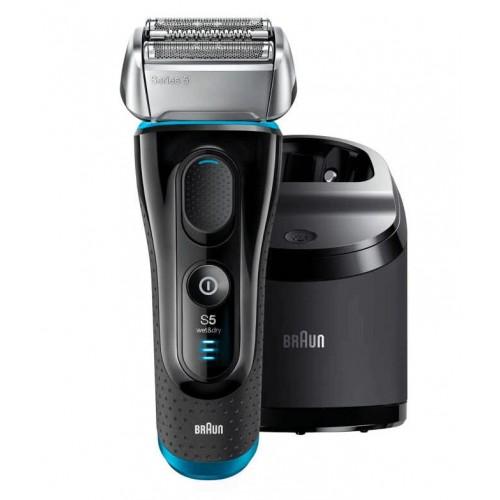 Braun 5 Serisi Tıraş Makinesi 5190CC Temizleme ve Sarj Ünitesi