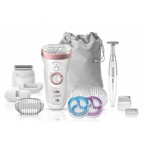 Braun Silk-epil 9980 SkinSpa SensoSmart 4 İn 1 Epilasyon Aleti