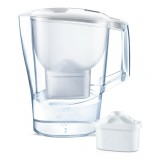 Brita Aluna XL Filtreli Su Arıtmalı Sürahi 3,5 Litre (Beyaz)