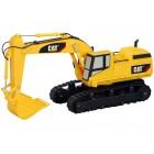 Cat Kablo Kumandalı Excavator İş Makinesi Sesli -Işıklı 36658