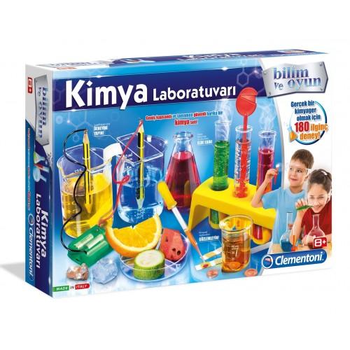 Clementoni Kimya Laboratuvarı 64548