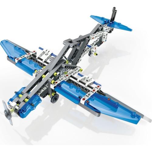 Clementoni Mekanik Laboratuvarı Uçaklar 64996