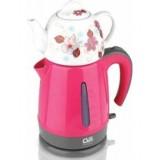 Cvs Dn-1503 Tamdem Porselen Çay Makinesi (Fuşya)
