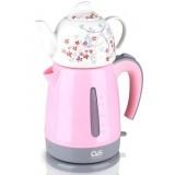 Cvs Dn-1503 Tamdem Porselen Çay Makinesi (Pembe)