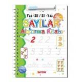 Diy-Toy Sayılar Alıştırma Kitabı (Kalemli) 4528