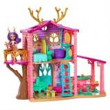 Enchantimals Ormanı Evi Oyun Seti FRH50