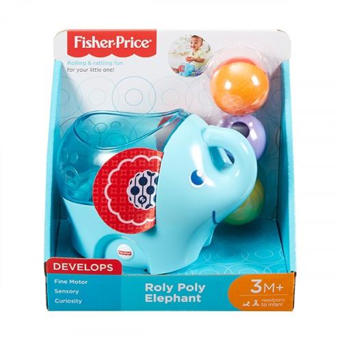 Fisher Price Çıngıraklı Fil DYW57