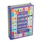 Flash Cards 5 li Süper Set (Diy-Toy Yayınları)