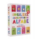 Flash Cards İngilizce Alfabe 1284 (Diy-Toy Yayınları)