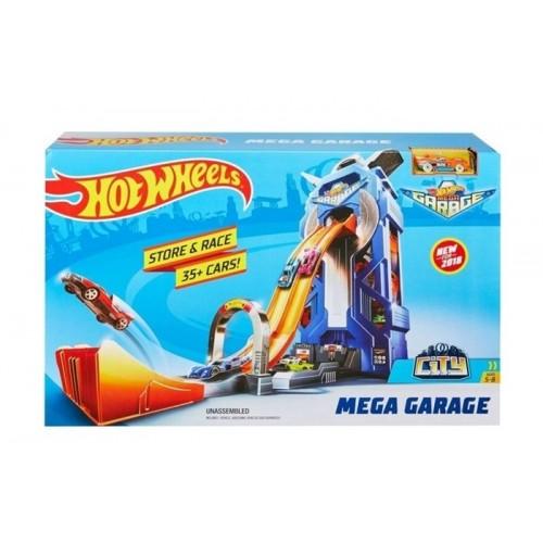 Hot Wheels Mega Garaj Kule Yarışı FTB68