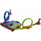 Hot Wheels Track Builder Bloklu Köprü Yarışı Oyun Seti FDF27