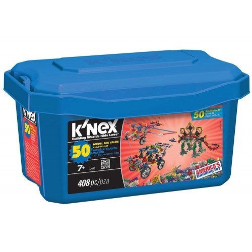 K'Nex 50 Farklı Model Building Set 12420